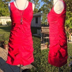 🌹 THE LIMITED Rouched Sleeveless Mini Dress Tunic